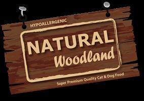 Prøveposer Natural Woodland Hund