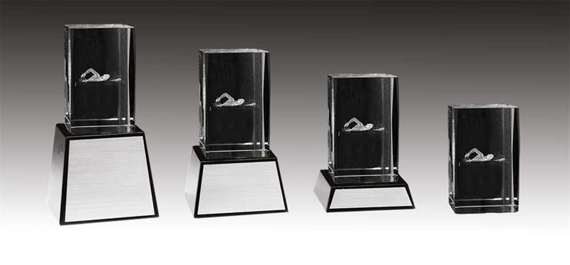 3D Glas Simning