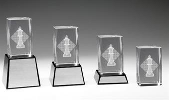 3D Glas Schack