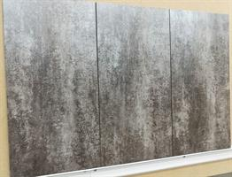 MYYTY! #O065# 3,2m2 erä Storm Metal Silver 30x60