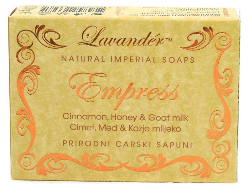 Empress - kanel, honung och getmjölk