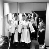 The Mute - Stavanger Symfoniorkester - Creators: Janove Ottesen/Christian Eriksen/Arne Nøst - Costume design: Christina Lovery - Foto: Fredrik Refvem og Arne Bru Haug 2019