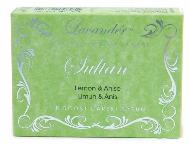 Sultan - anisfrö och citron