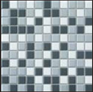 Mix Grey, keraaminen  2,50 x 2,50