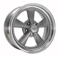 Cragar Wheels S/S. 610G.17x8.Grå