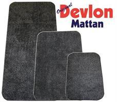 Devlon Micro matte 75x100 Grå