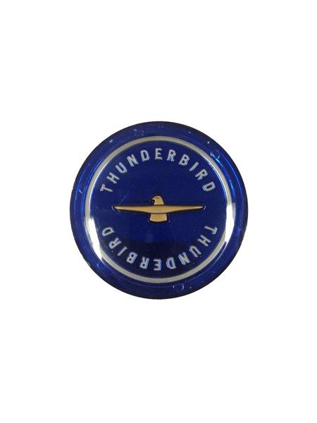 Ekerfälg Emblem 72mm Thunderb.BLÅ