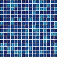 Azzurro Mix 1,1  1,10 x 1,10