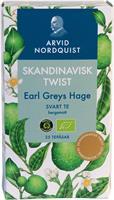 Arvid Nordquist - Te Earl Greys Hage (25P)