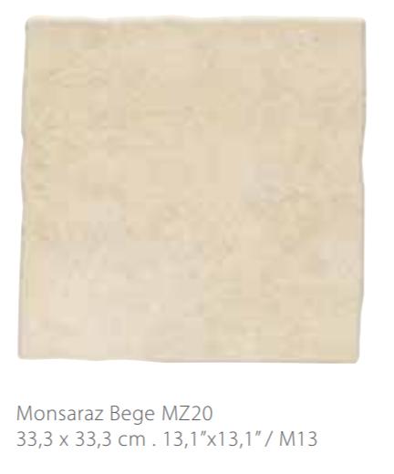 MYYTY! #L076# 14,4m2 erä Monsaraz beige 11 mm  33,3 x 33,3