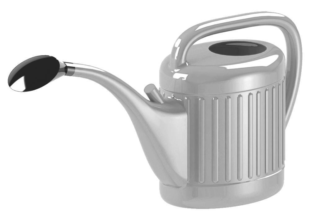 Funky vattenkanna 5L - grå