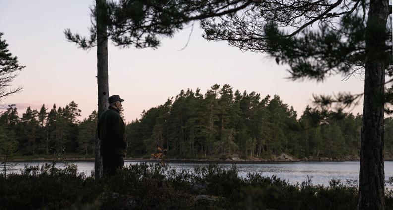Soluppgång Ösjönäs