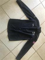 BRIG skjorte, sort og langermet