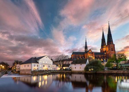 Beautiful Uppsala