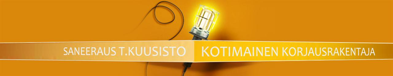 Saneeraus T.Kuusisto|rakennustyöt ja remontit uudellemaalla
