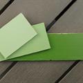 17.Linoljefärg Kromoxidgrön 1L