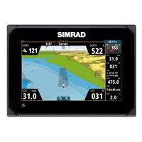 SIMRAD GO7, XSE ROW NO XDCR: S. NR: