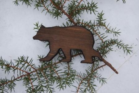 Magnetbjörn Brun