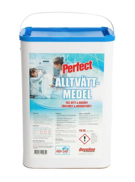 Perfect Alltvättmedel, 115 dl - 460 tvättar