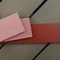 24.Linoljefärg Gammel Röd 1L