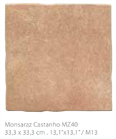 MYYTY! #045# 20,4m2 erä Monsaraz ruskea 11 mm  33,3 x 33,3