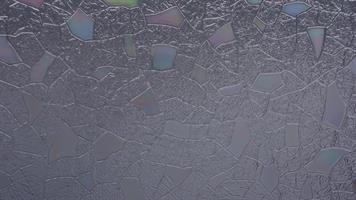 IRIS, Relief, 46cm x 1dm