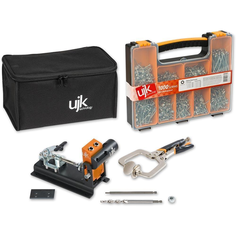 UJK Pocket Hole jig kit