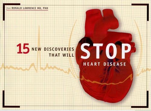 15 New Disc. Stop Heart Disease Häfte