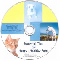 DVD: Ess Tips for Happy.. Pets