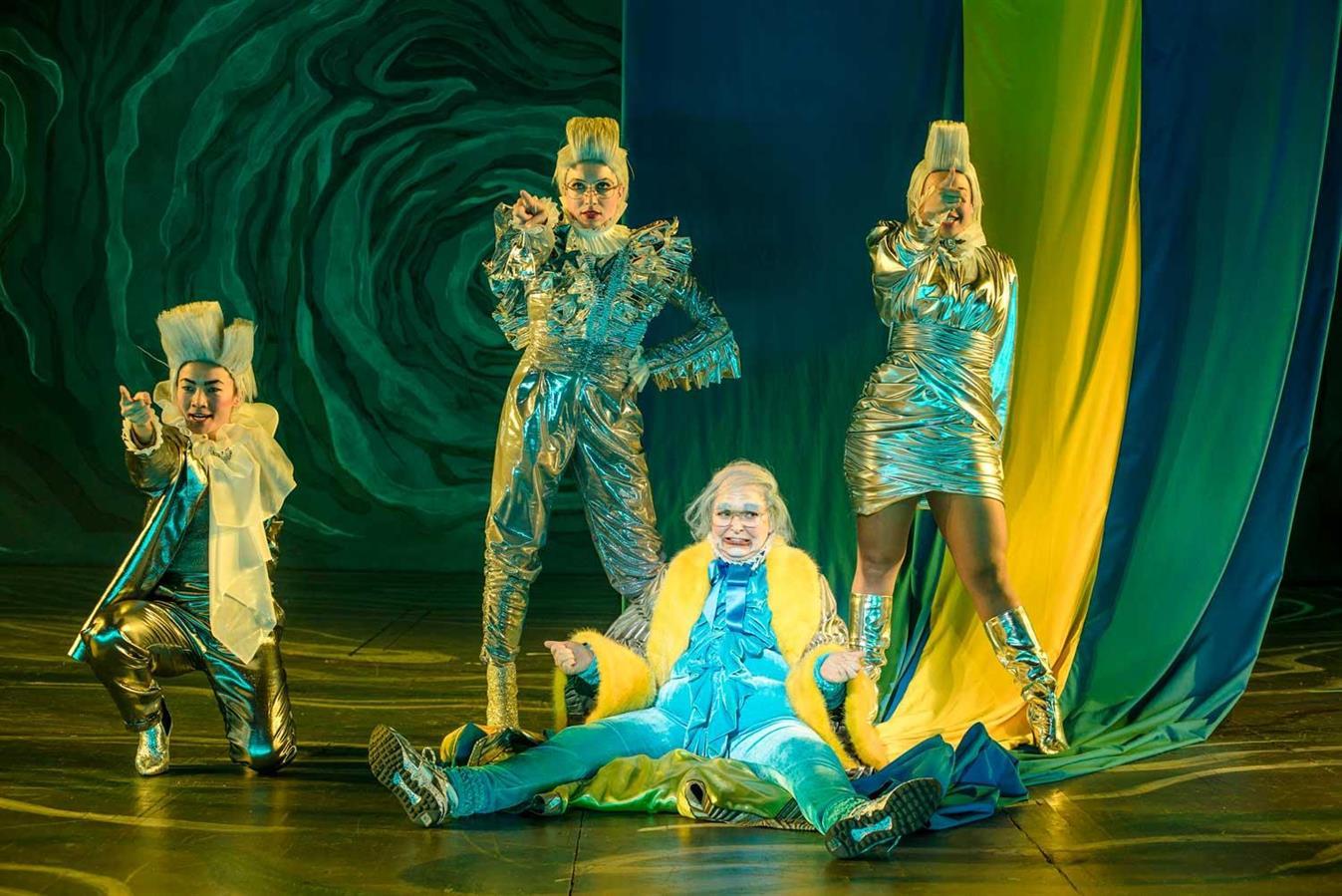 Tordenskjold - Trøndelag Teater - Director: Mads Bones - Costume Design: Christina Lovery - Foto: Erika Hebbert 2019