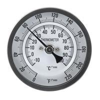 Termometer för dykrör 54mm