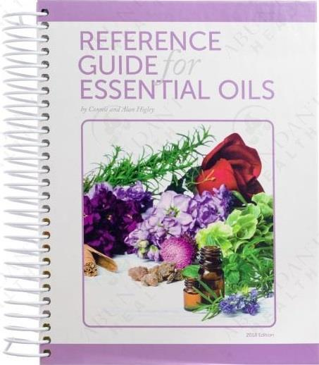 Reference Guide Ess Oils
