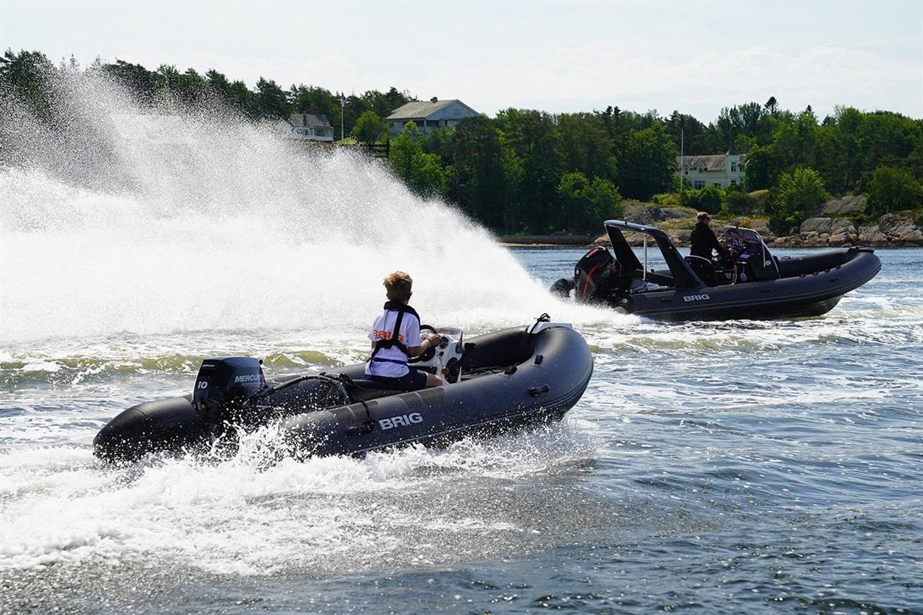 BRIG Pokerrun 12/6-2021, Under 16 år med egen båt