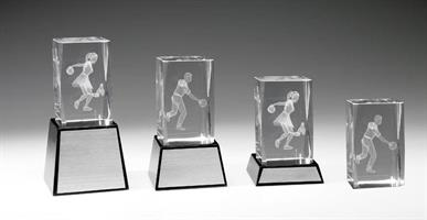 3D Glas Bowling Dam