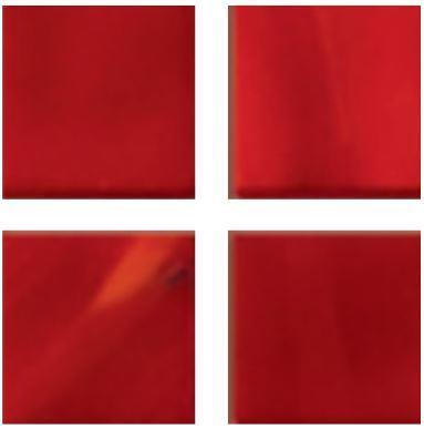 3003 Rosso  1,50 x 1,50