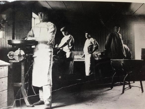 Fabriken 20-30 talet
