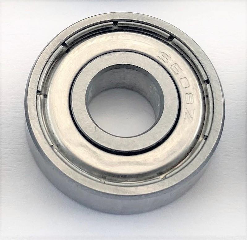 Keramiskt hybridlager torrt HYSS608 2Z AF2