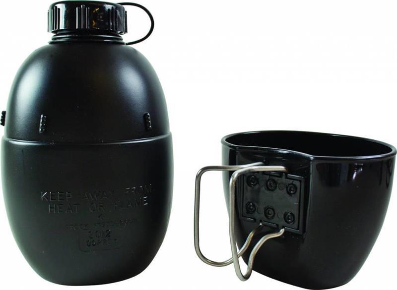 Water bottle & mug standard
