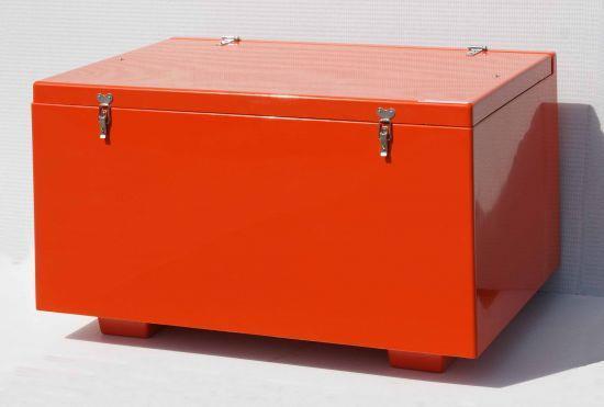 Glassfiber-kasser og skap