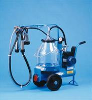 Mjölkmaskin Compact 140l, 2 getter