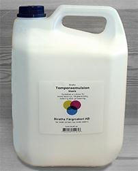 Temperaemulsion blank 5 L