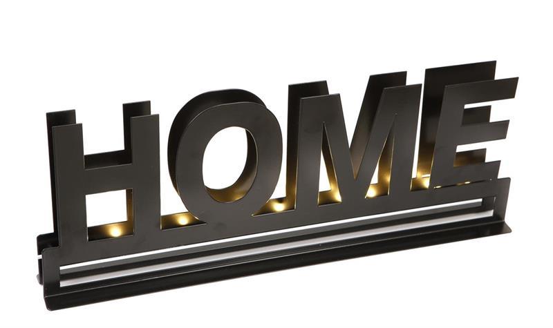 Home - svart