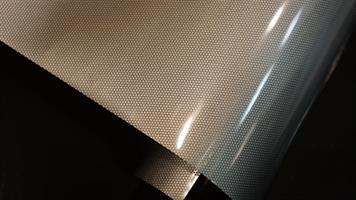 SILVER SOLAR, 92cm x 1dm