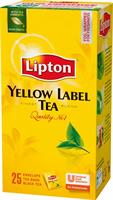 Lipton Yellow Label (6 x 25 påsar)