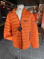 BRIG Orange Superlight Down Jacket