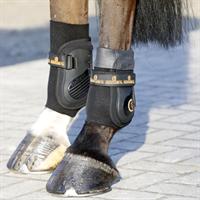 Tendon Grip Gel sock Black