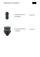 Vakuumregulator 200-500l