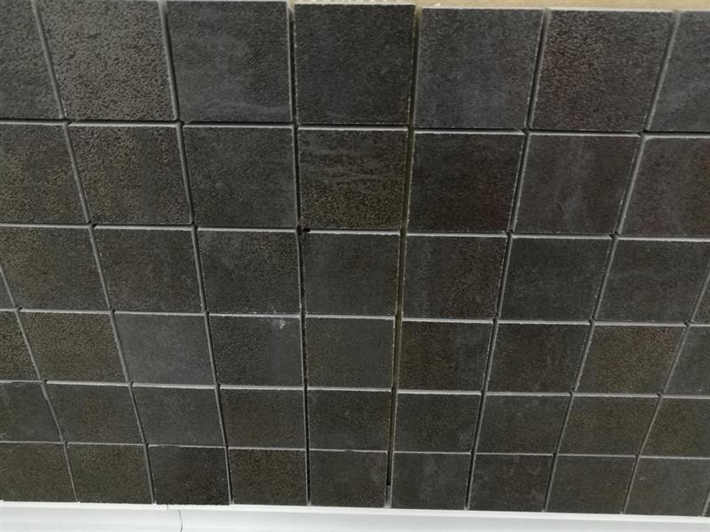 MetalStoneSilverBlack 2,8x2,8