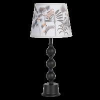 Bordslampa med skärm botanisk
