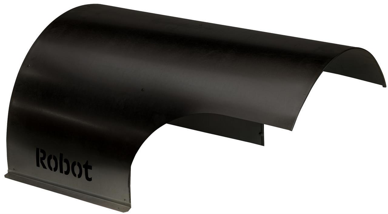 Garage robot design liten - svart